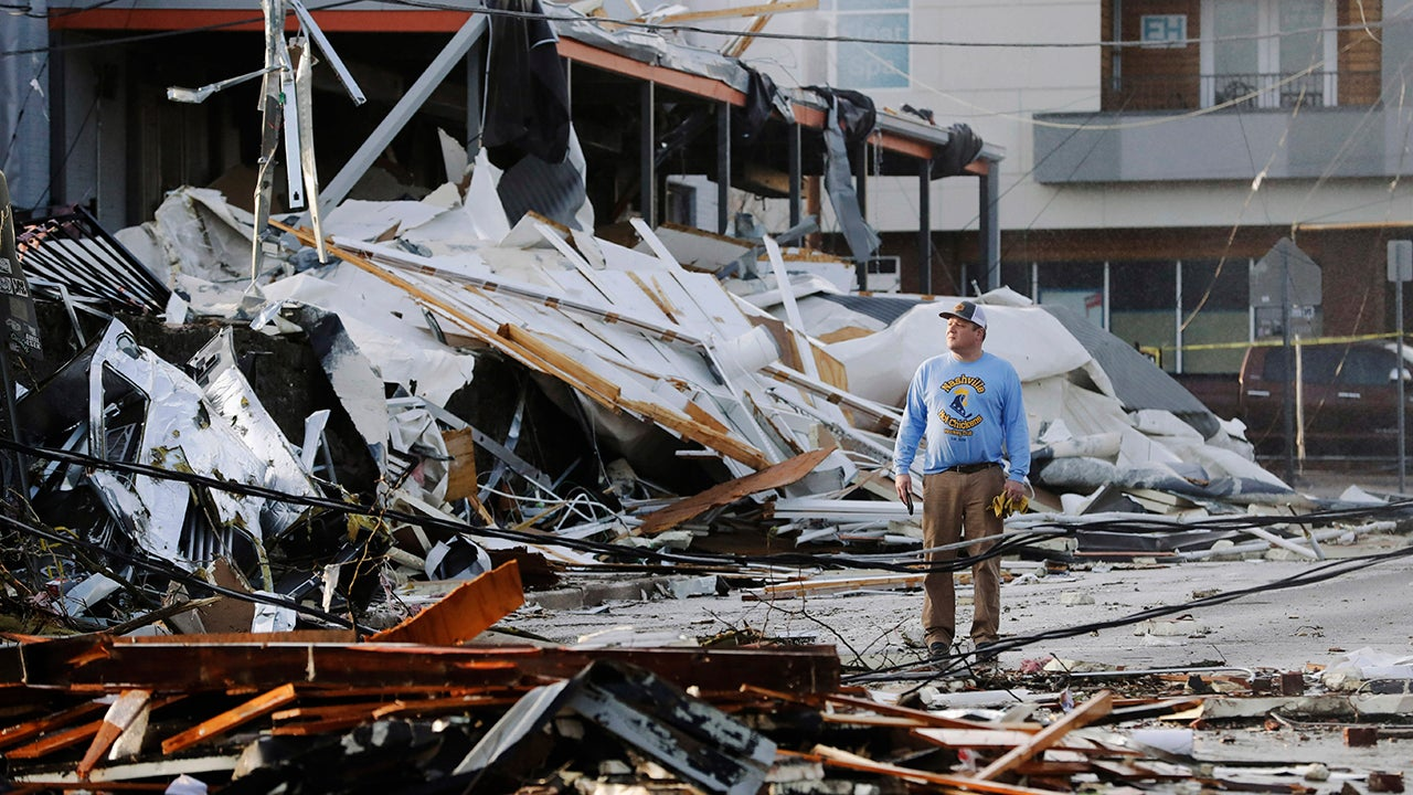 Tennessee Tornado Death Toll Jumps to 19; Widespread ...