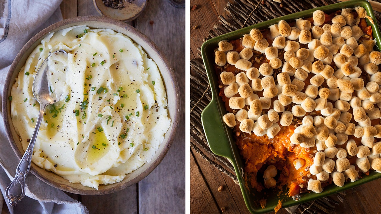 Would You Rather: Thanksgiving Sides Edition