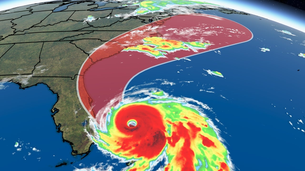 five things to know about hurricane dorian