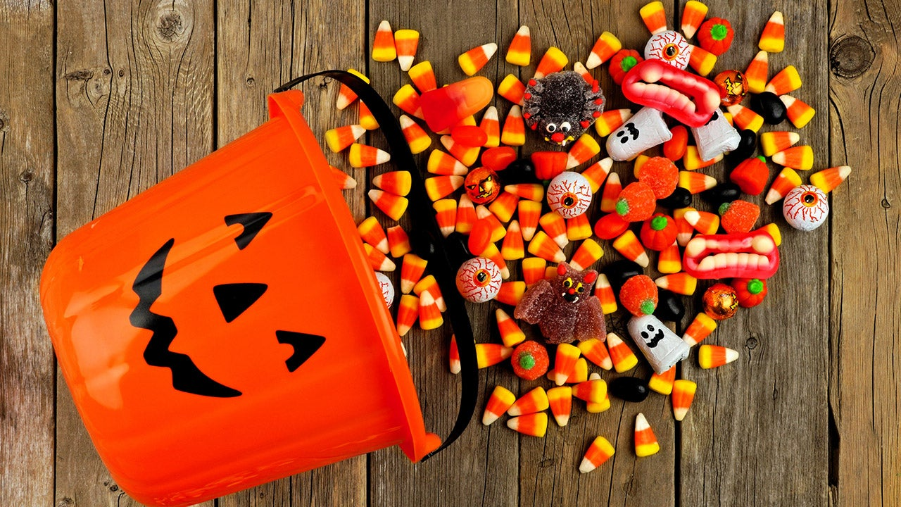 Healthy Ways to Use Leftover Halloween Candy