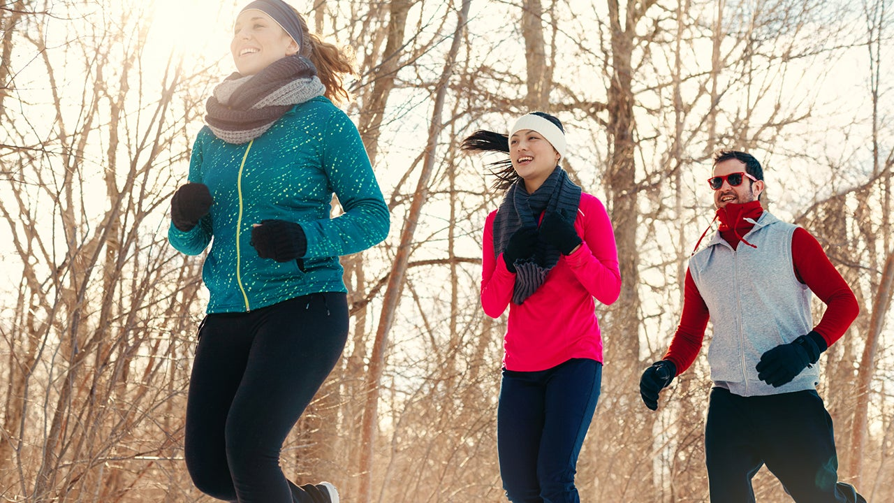 Don't Quit Your Fitness Routine During the Holidays
