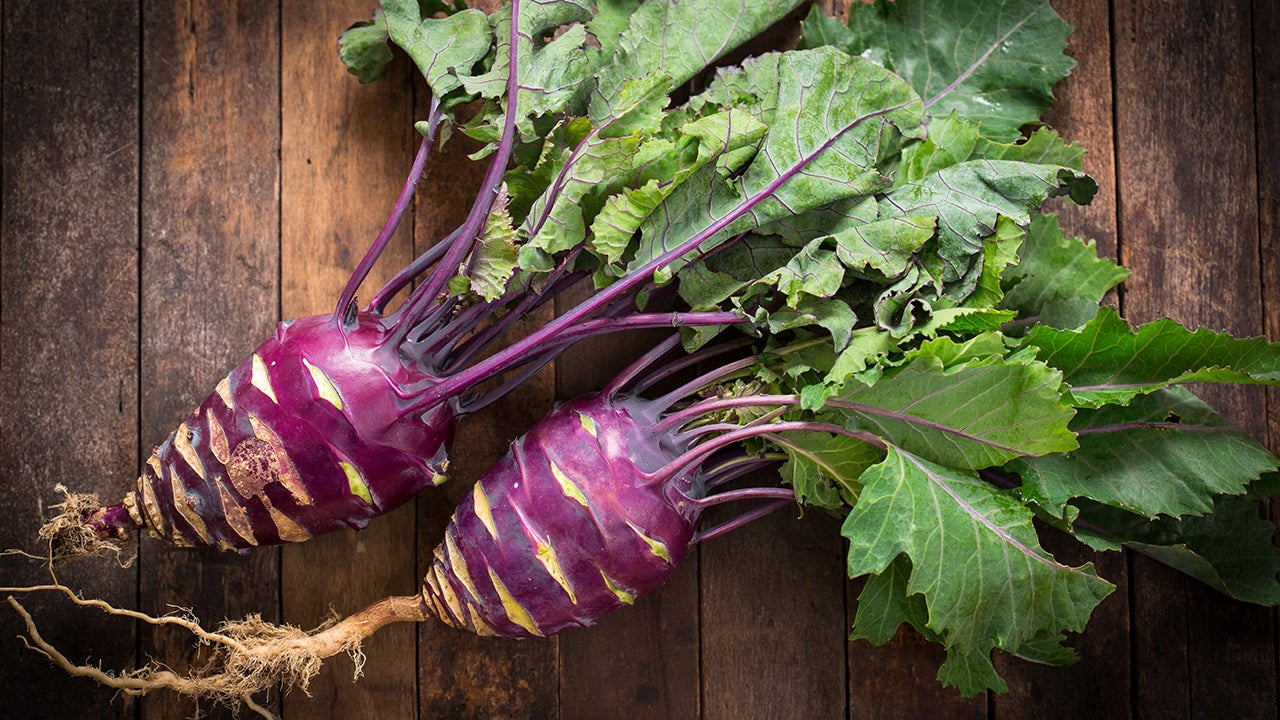 A Guide to Colorful Root Vegetables