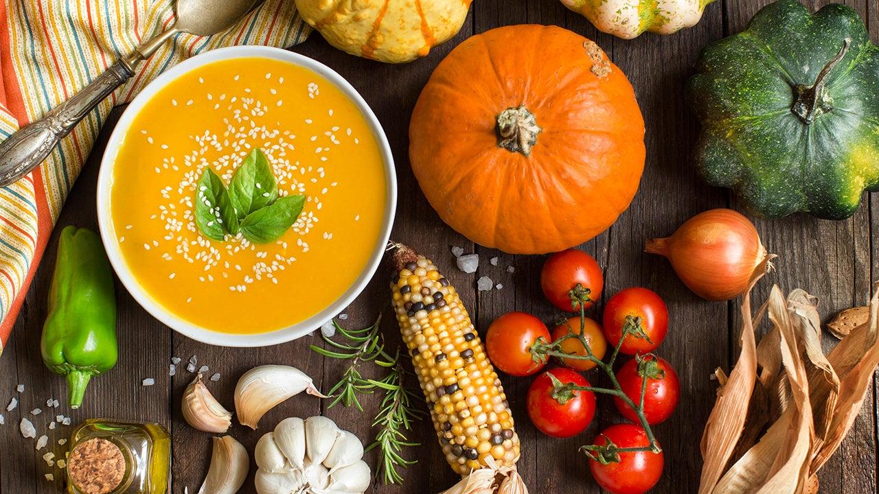 Thanksgiving Dinner for Every Diet