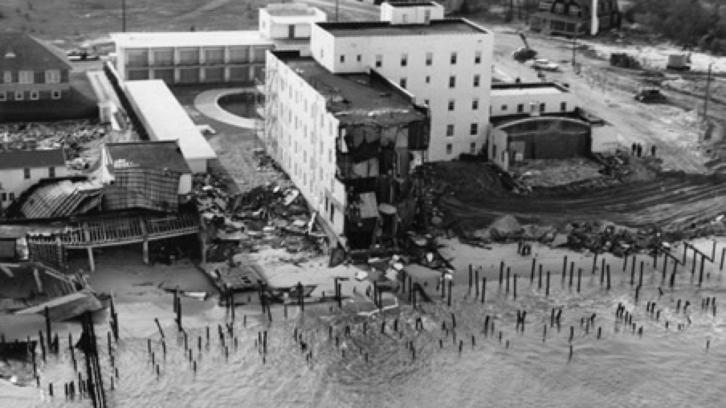 6 historic events that caused major coastal floods in the east