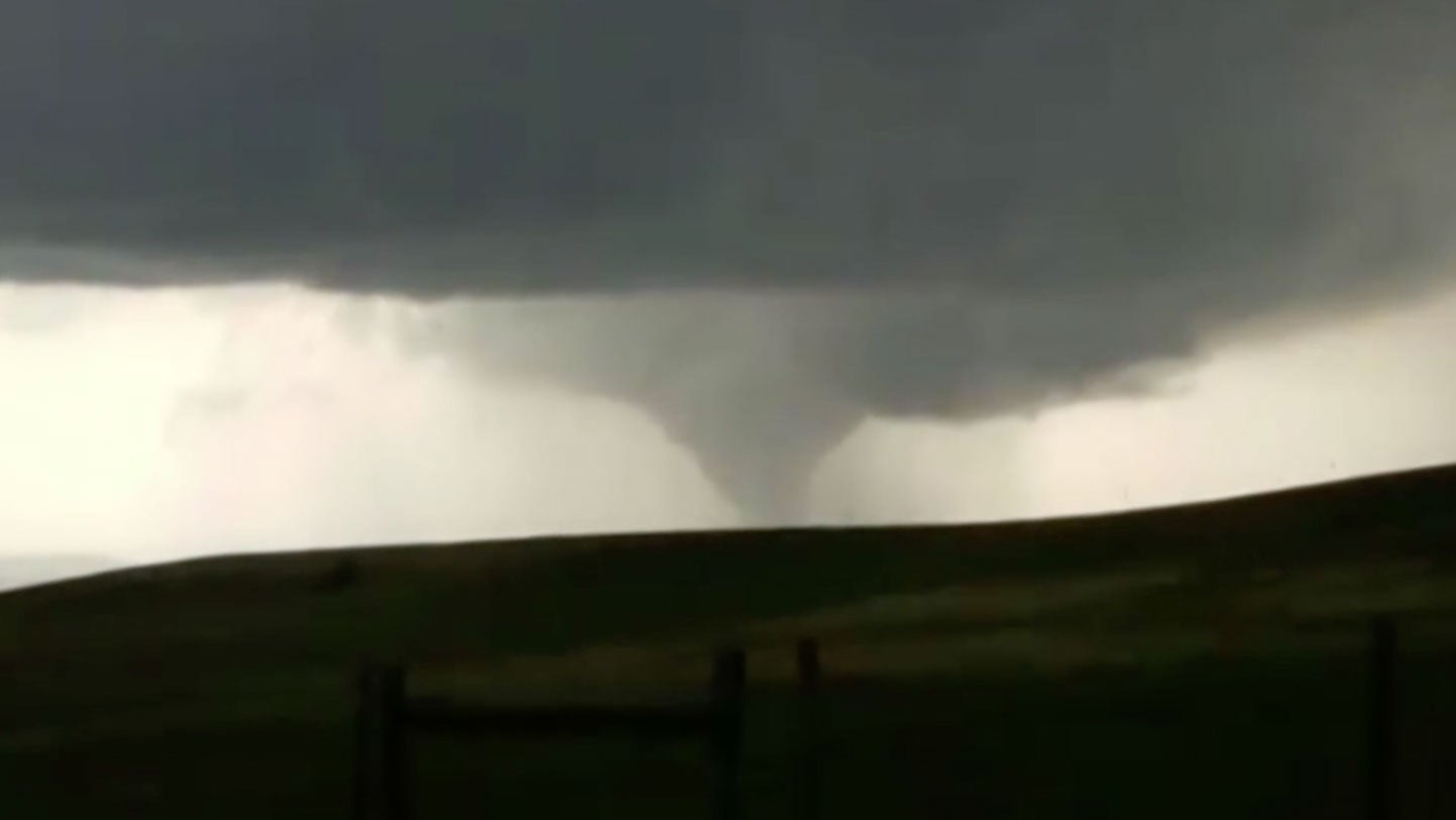 Wyoming Just Had Its Third EF3 Tornado of the Year After Having None Since 1987