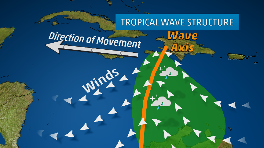 why tropical waves are important during hurricane season