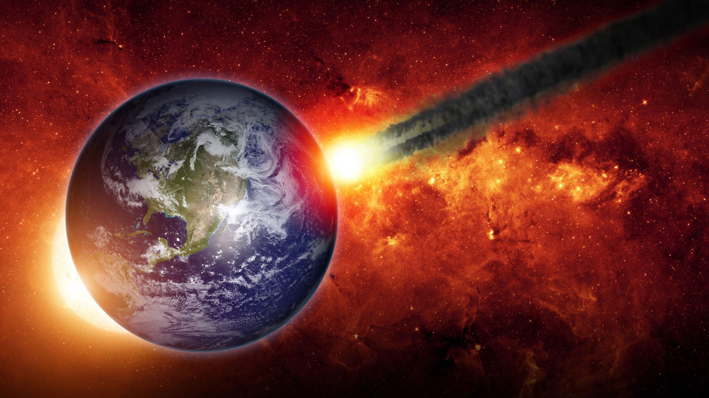 Asteroiden Einschlag Wann Uns Der Nächste Global Killer Droht