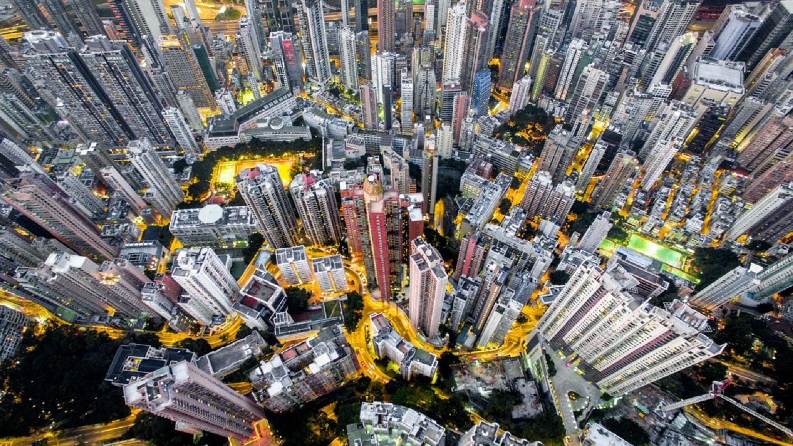 Wohnen auf 2 Quadratmetern: So dicht gedrängt ist das Leben in Hongkong