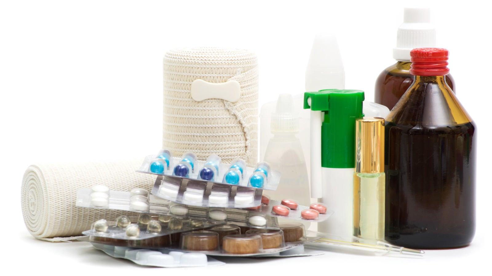 Reiseapotheke: Diese Medikamente sollten Sie auf jeden Fall einpacken