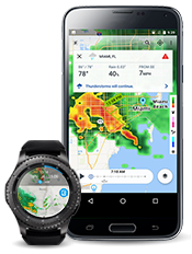 Storm Radar for Android
