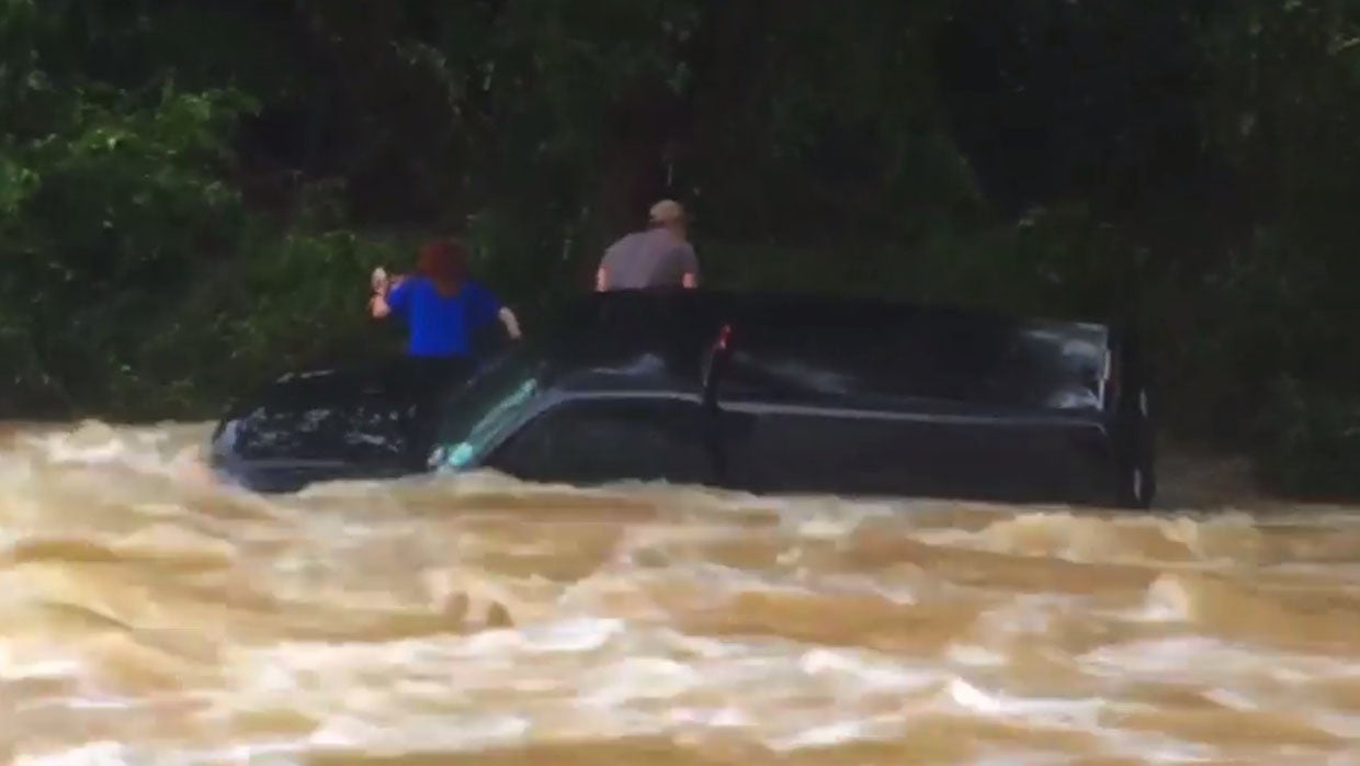 Your Vehicle Can Be a Trap: Many Have Tried to Cross Flooded Streets and Many Have Failed