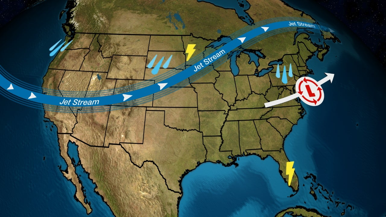 Another Weekend Storm for Great Lakes, East Coast