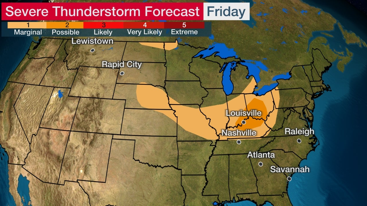 National and Local Weather Radar, Daily Forecast, Hurricane and ...