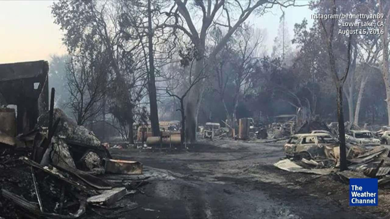Clayton Fire Consumes Thousands of Acres