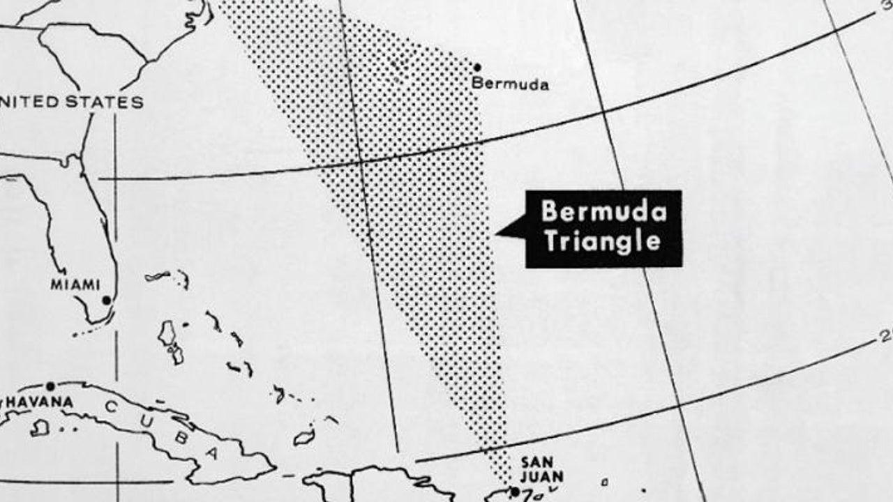 Diese Krater sollen Rätsel um Bermuda-Dreieck erklären