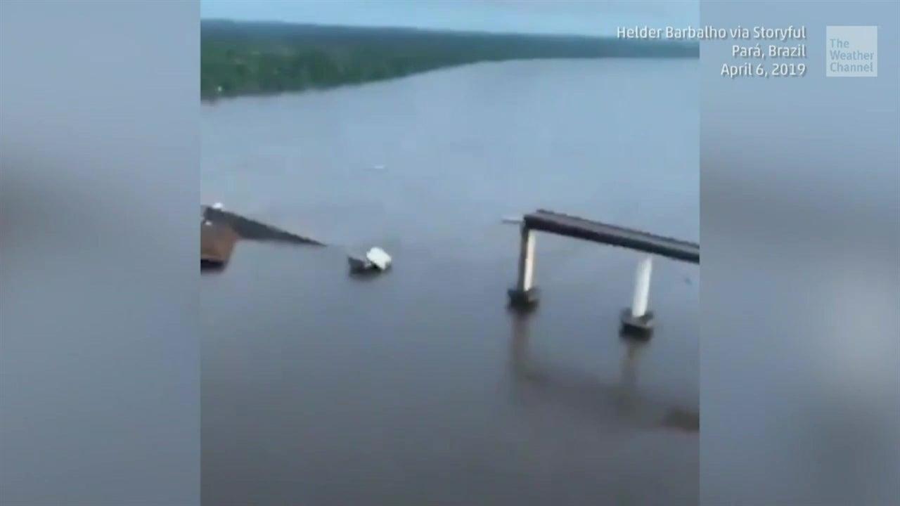 10 muertos tras fuertes lluvias en Río de Janeiro