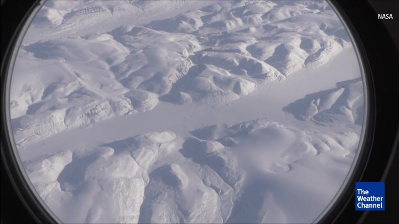 North Pole Has Temperatures Above Freezing