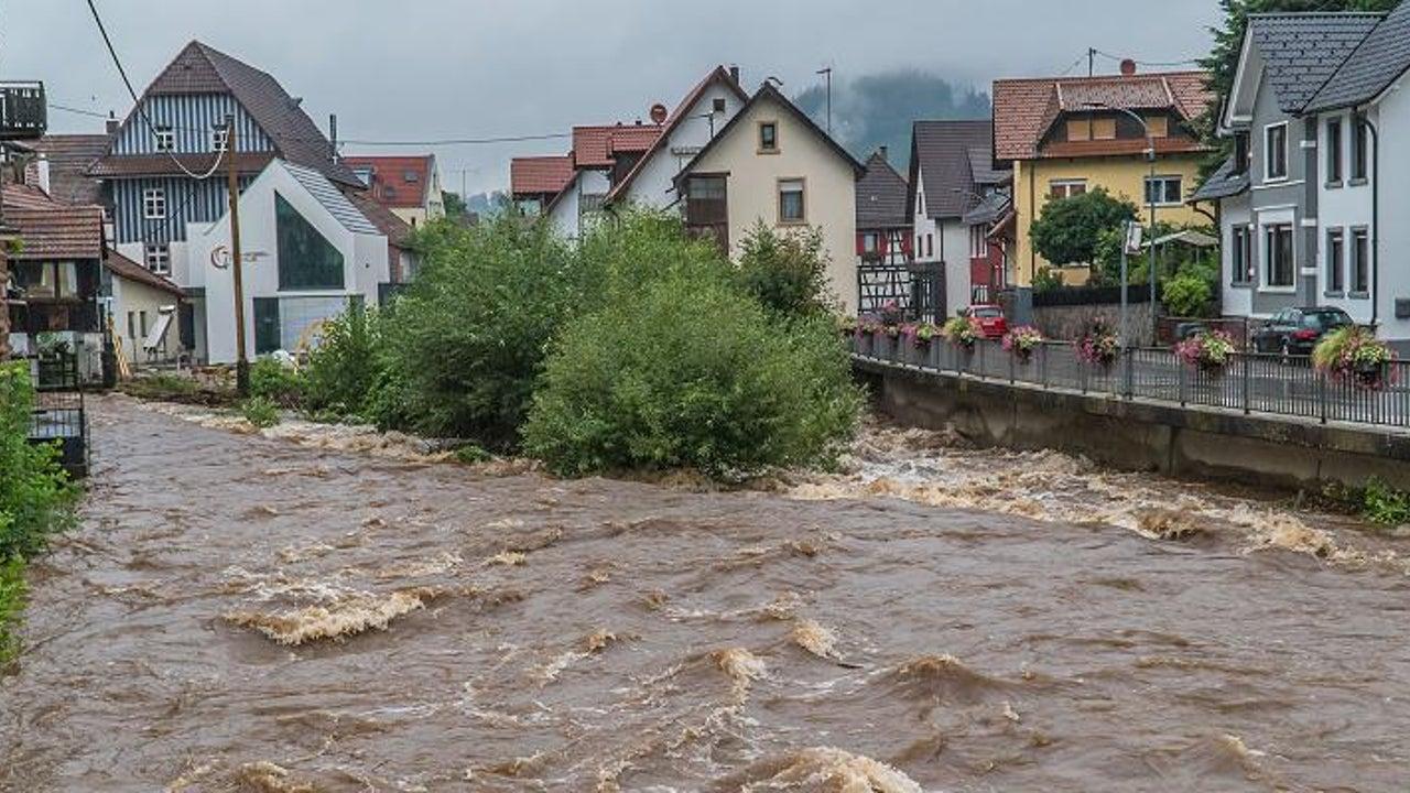 Hochwasser: Meteorologe zeigt, wo es am gefährlichsten ist
