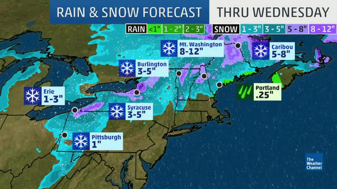 more snow expected for northeast