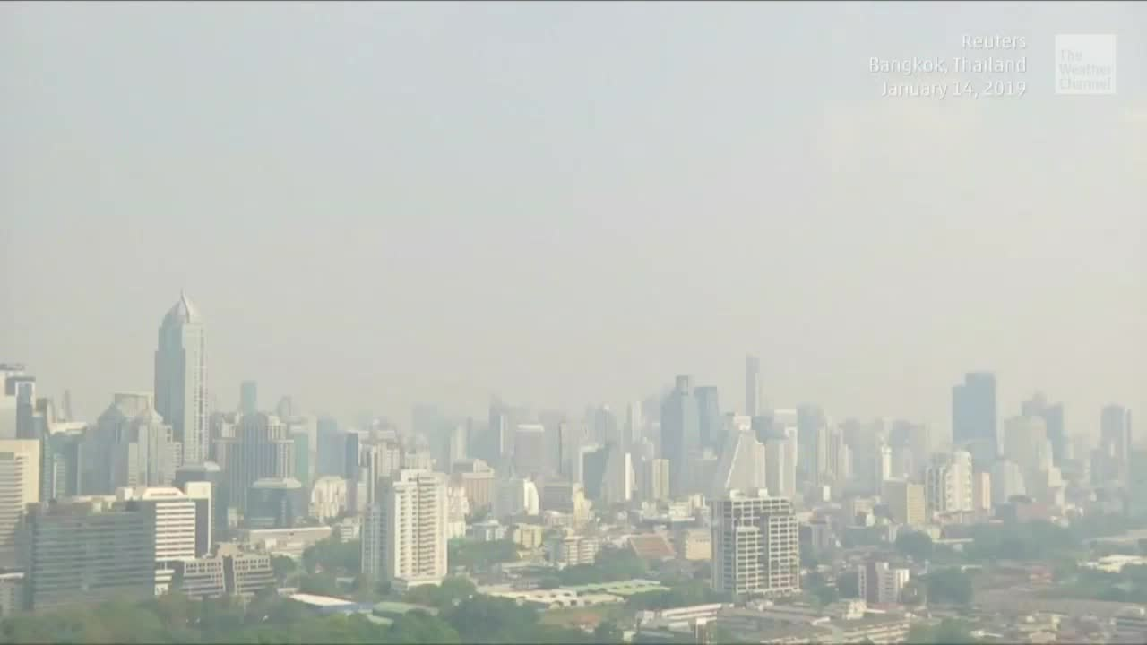 Asia Air Pollution Goes from Bad to Worse, Here's Why