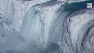 Antarctica Now Melting 6 Times Faster than in 1980s