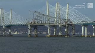 Watch: New York's Tappan Zee Bridge Demolished