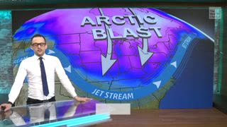 Arctic Blast on the Way this Weekend for Much of Country
