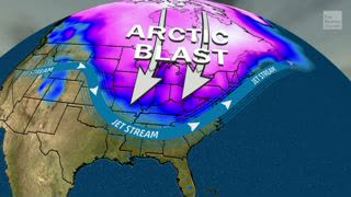 Coldest Air of the Season Expected this Weekend