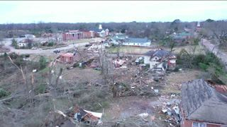 Tornadoes Leave Extensive Damage in Southeast