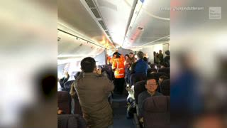 Passengers Trapped on Plane for More Than 14 Hours in Brutal Cold