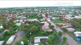 First Billion Dollar Plus Weather Disaster of 2019