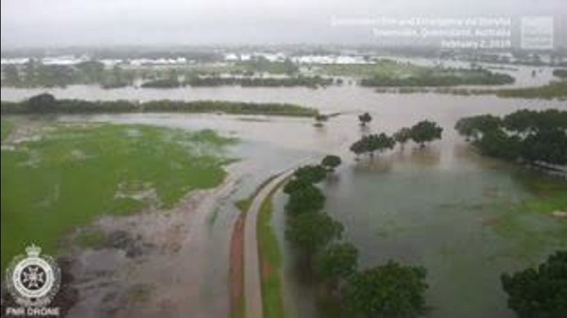 'Unparalleled' Flooding Overtakes Australian City After Over Three Toes of Monsoonal Rain