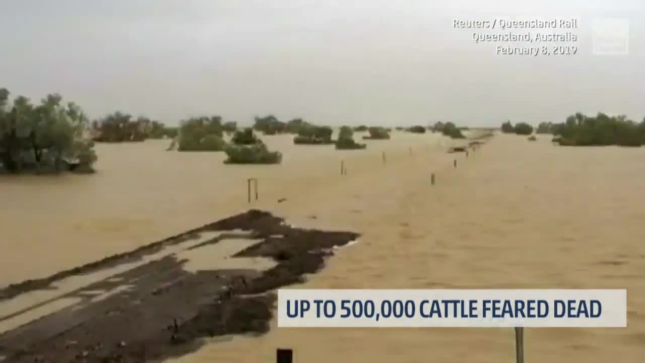First a Drought, Now Devastating Floods in Australia