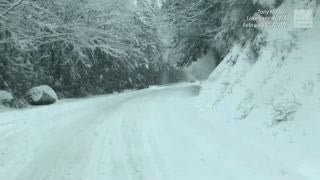 Winter Storm Nadia Leaves 250 Motorists Stranded in Washington State