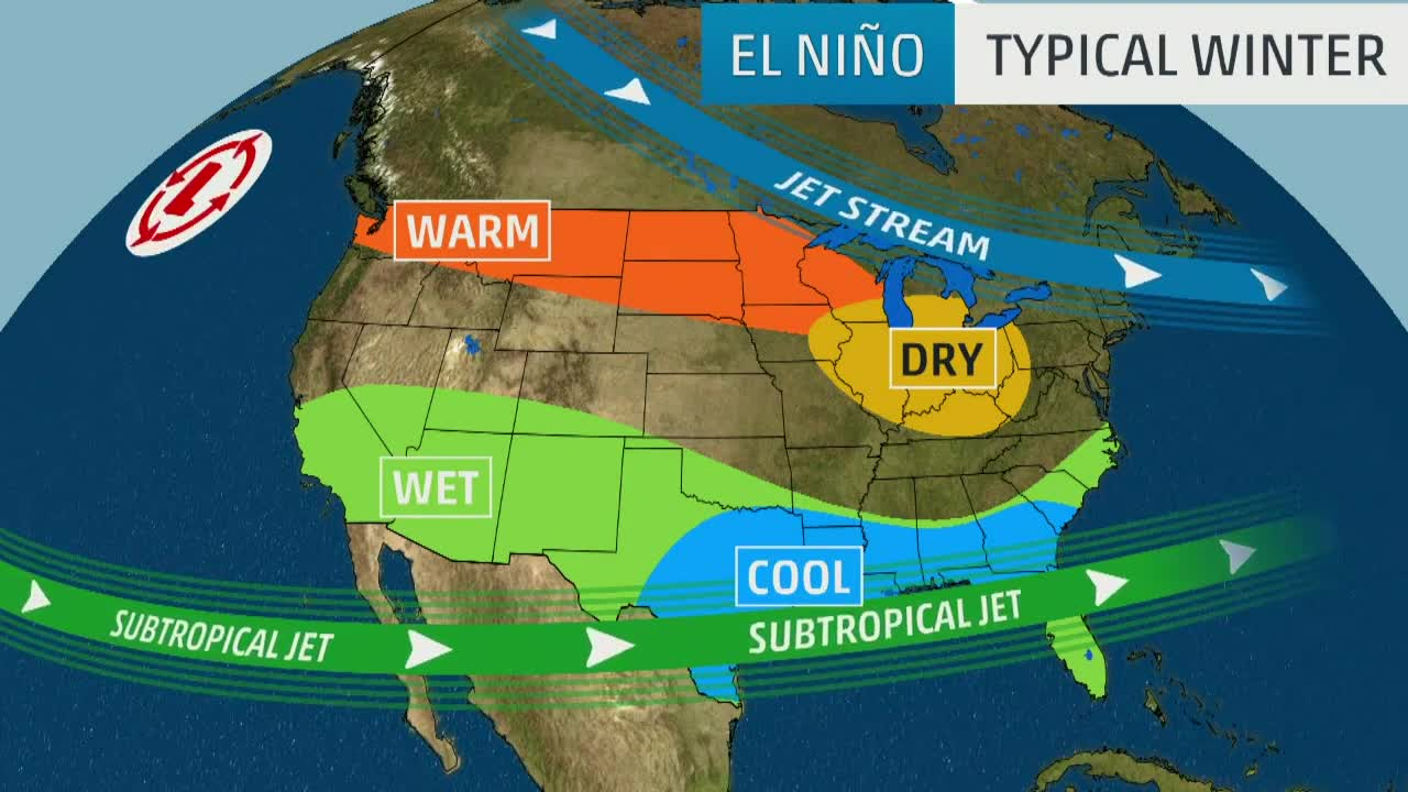 El Niño Expected to Continue