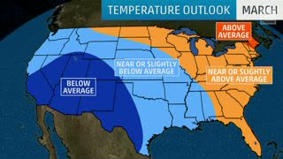 Your Spring Outlook is In
