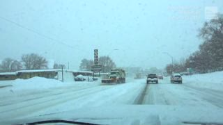 Flagstaff Sets New Daily Snow Record From Winter Storm Quiana