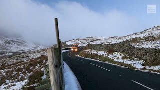 Growing Use of Salt on Roads Poses Environmental Threat