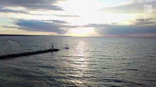 Toledo Residents Vote to Give Lake Erie Legal Rights