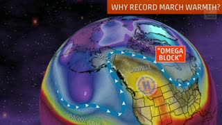 Where March Temperatures Smashed All-Time Records