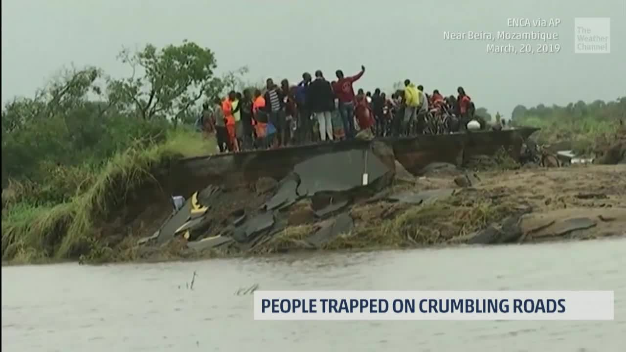 Time Running Out for Mozambique Survivors in Dire Need of Aid
