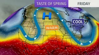 Warmer Temperatures in Midwest This Weekend Might Mean Trouble for Flooding