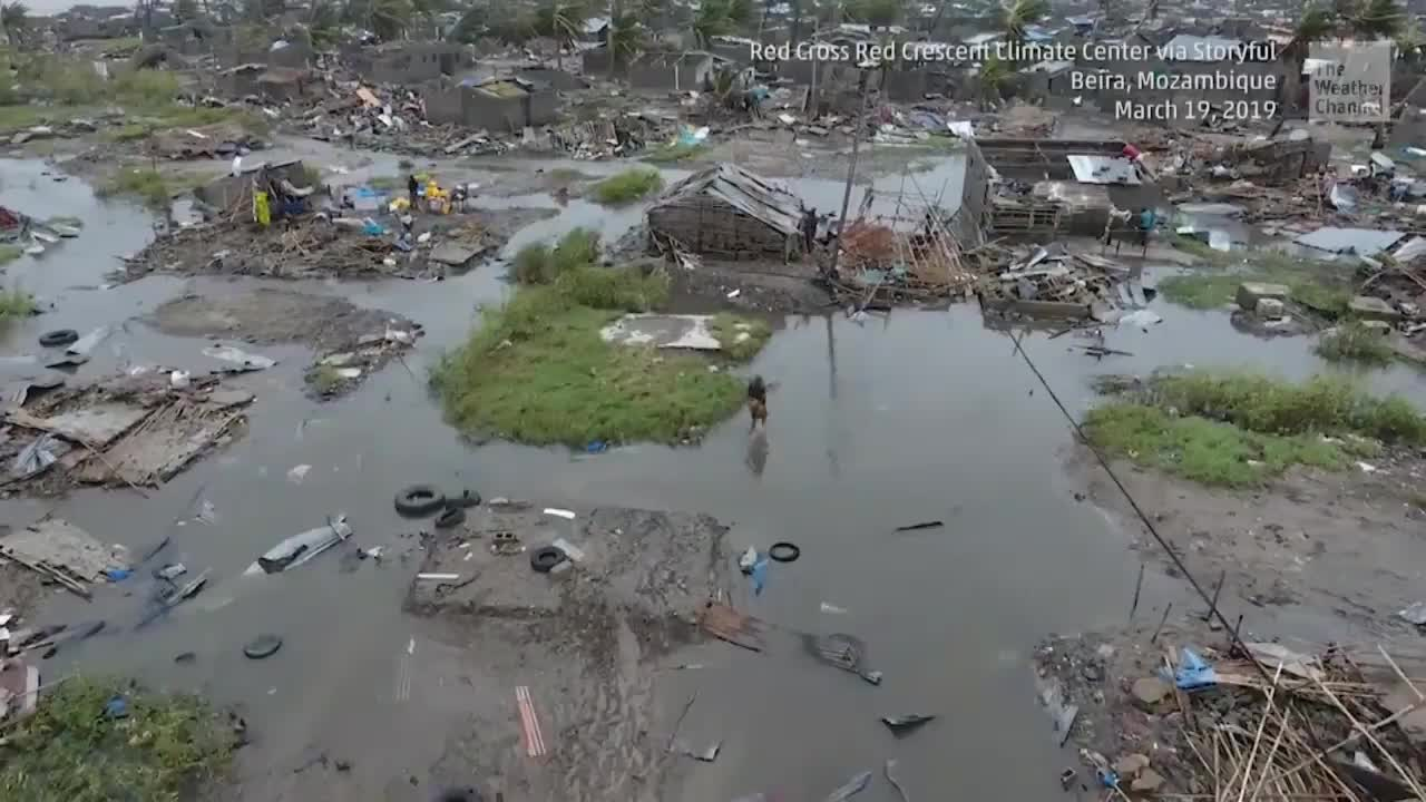 Cyclone Idai Death Toll Rises to More Than 500