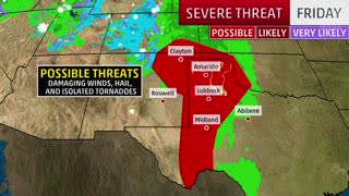 Severe Threat Into the Weekend