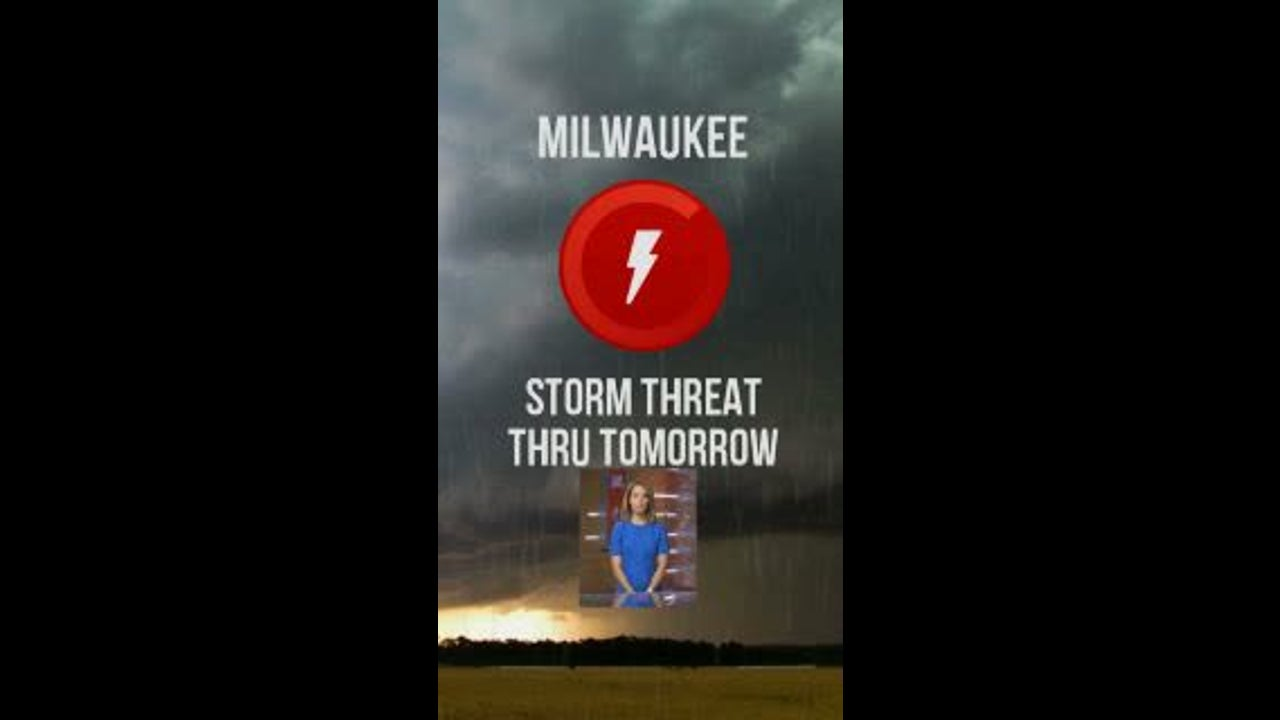 weather in milwaukee tomorrow