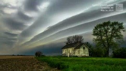 What is a Shelf Cloud?