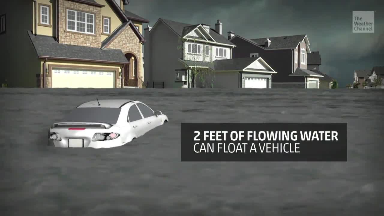 Drowning the Most Common Form of Death in U.S. Hurricanes