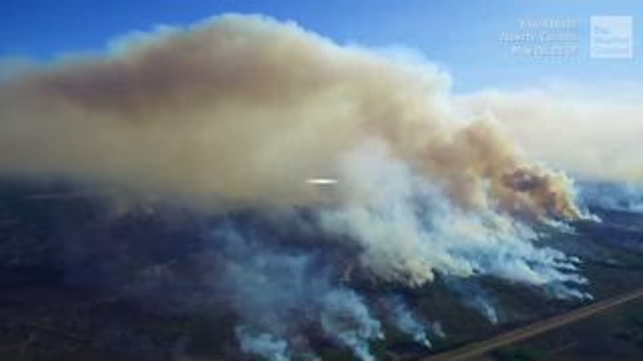 Air Quality Advisory in Alberta Due to Wildfire Smoke