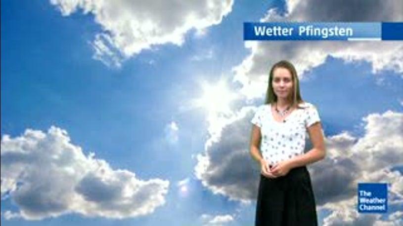 Nach Hitze und Unwettern: Meteorologin gibt Ausblick auf das Pfingstwetter