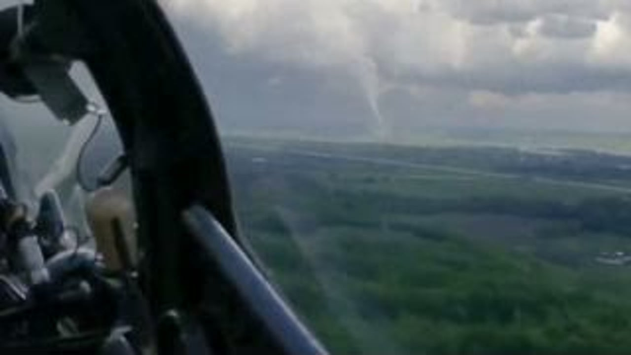 Tornado Sweeps Through Canada's Ottawa
